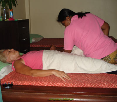location de maison sur koh samui thailande pour massages thailandais